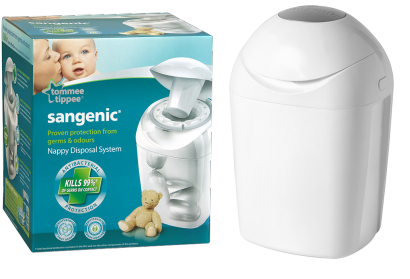 tommee tippee nappy bin review