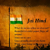 Independence Day Image - JAI HIND 2014 Images