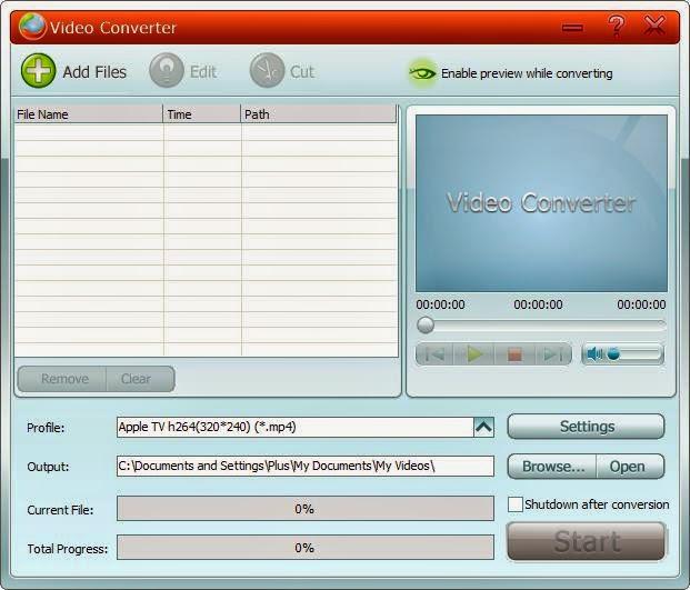 GiliSoft Video Converter 9