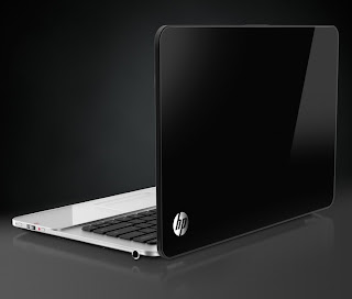 HP Envy 14 Spectre Side