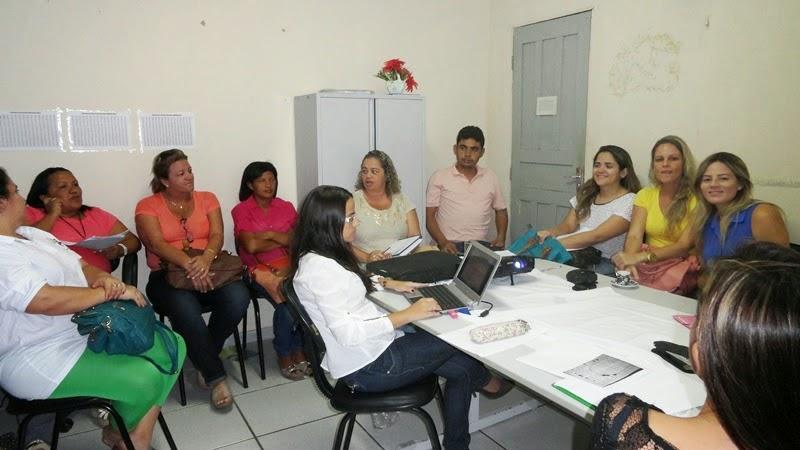 5ª REUNIÃO ORDINÁRIA DO CONSELHO MUNICIPAL DOS DIREITOS DA CRIANÇA E DO ADOLESCENTE- CMDCA