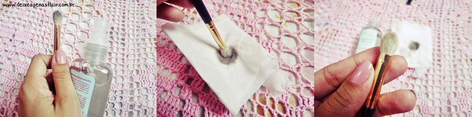 cats - Pincéis limpos num passe de mágica ♥