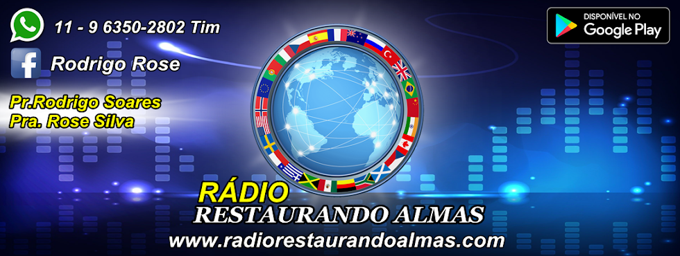 RÁDIO RESTAURANDO ALMAS