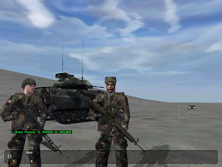 Arma Cold War Assault Game