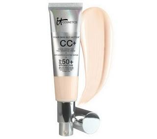 SPF CC cream