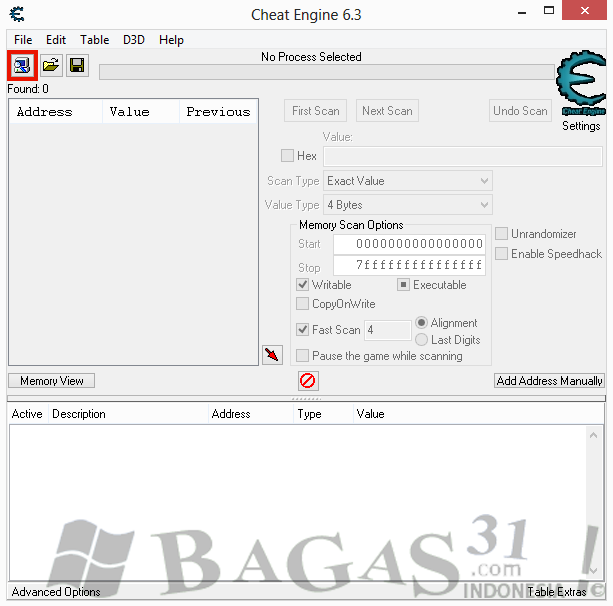 cheat engine 6 3 free   bagas31