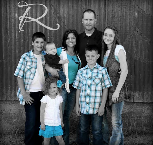 Robertson Farm Family