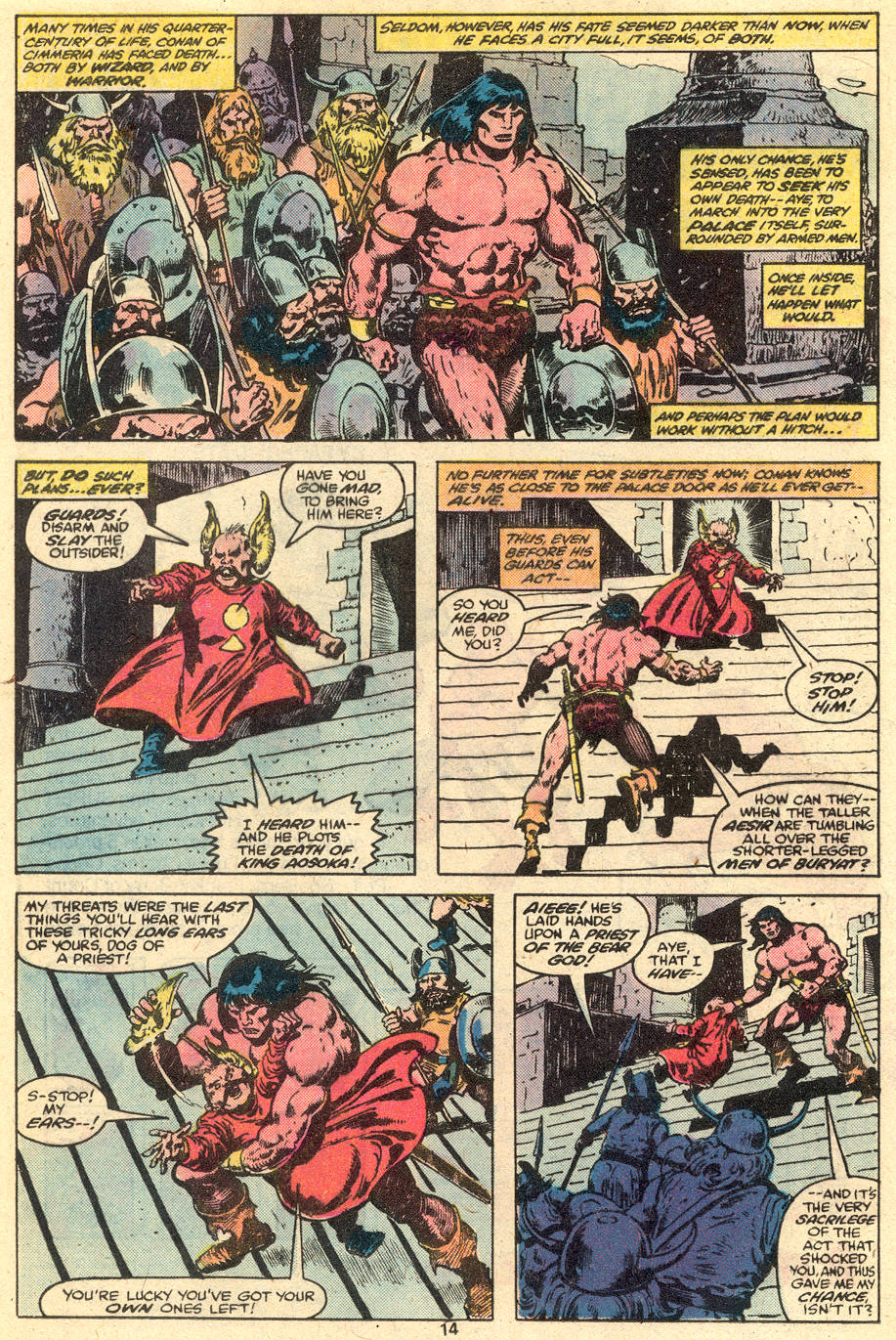 Conan the Barbarian (1970) Issue #111 #123 - English 9