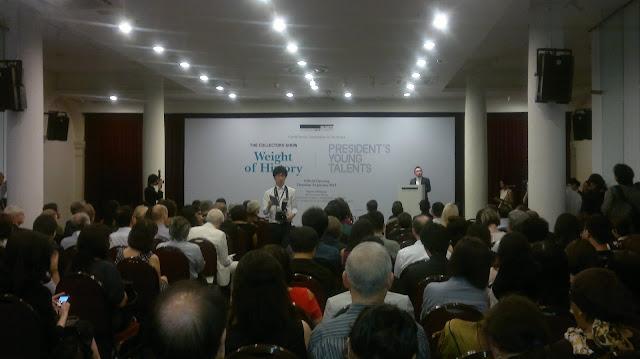 Collectors Show Opening, Singapore Art Museum, Artstage