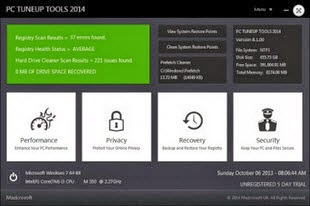 Madcrosoft PC TuneUp Tools 2014