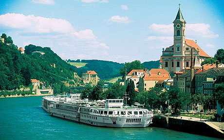 Cruise Vacations: Danube River Cruise