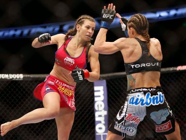 Miesha Tate vs Liz Carmouche