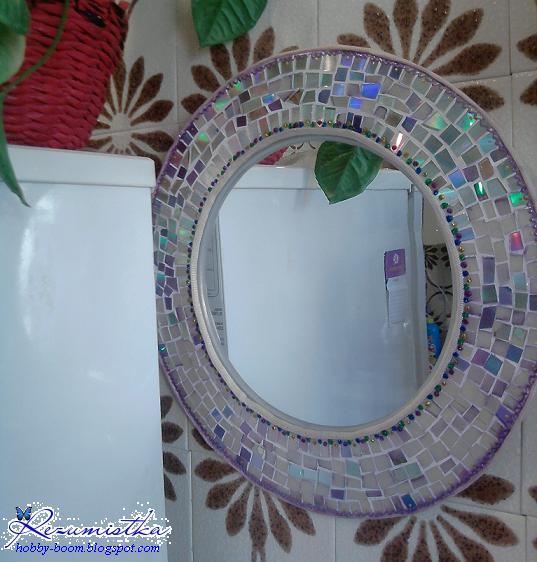 мозаичное зеркало