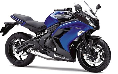 Kawasaki Ninja 650R ABS Specs