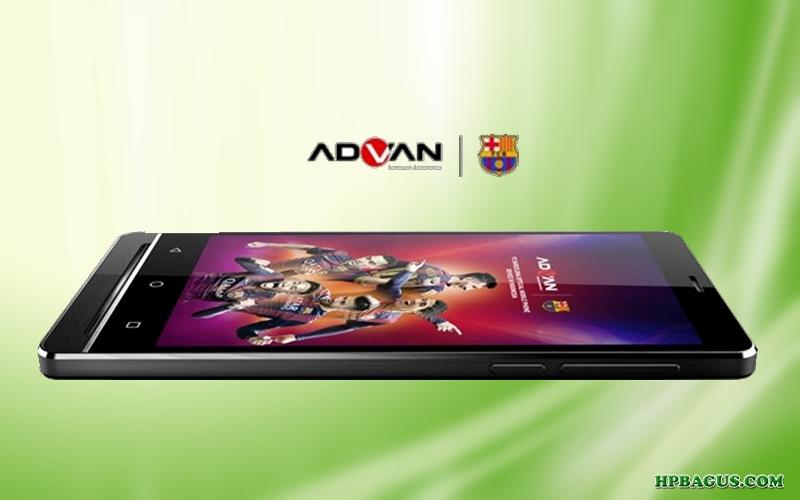 Harga Advan Barca HiFi M6 dan Spesifikasi, Ponsel Android Bertenaga Octa Core Murah 1 Jutaan