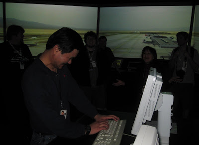 Future Flight Central Simulators