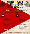 2/26(日) Nogizaka Latin Funk Sesión Vol.2