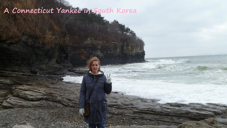 A Connecticut Yankee in South Korea