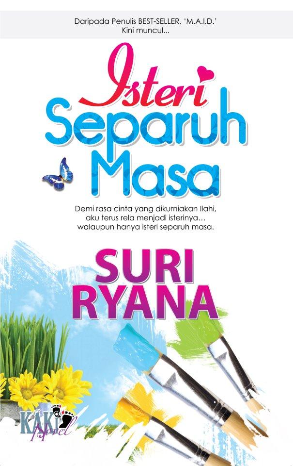 Drama Bersiri Adaptasi Novel Isteri Separuh Masa