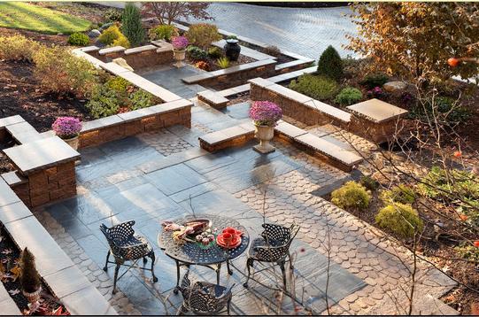 Fotos de jardin jardin de casas tipo americano - Casas tipo americano ...