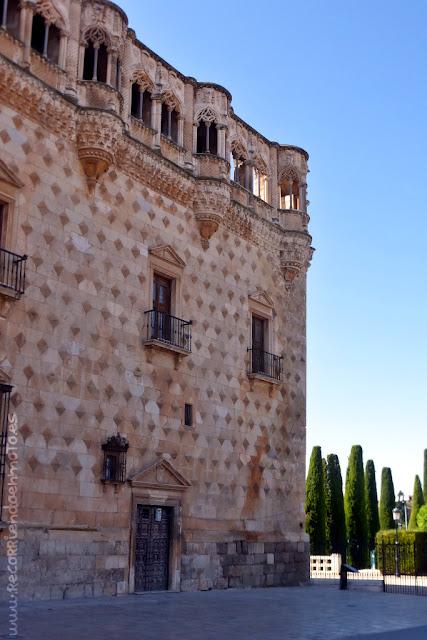 Detalle Palacio del Infantado, Guadalajara