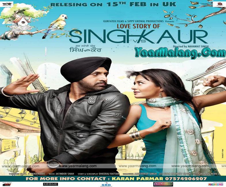 Singh vs Kaur (2013) Torrent Downloads