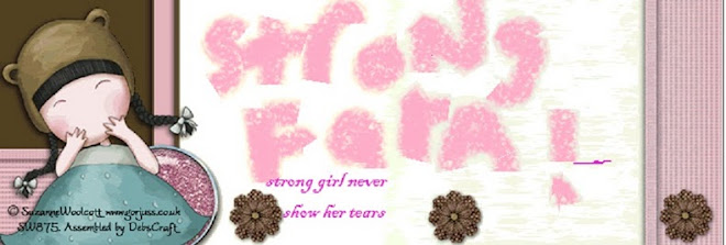 A strong girl never show her tears :)