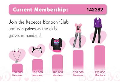 1 Darmówki z klubu Rebecca