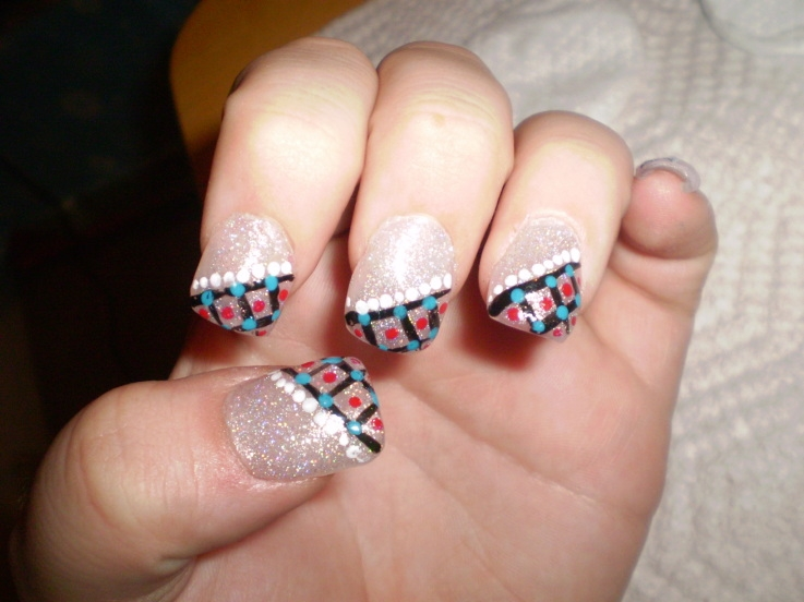 summer nail designs unique