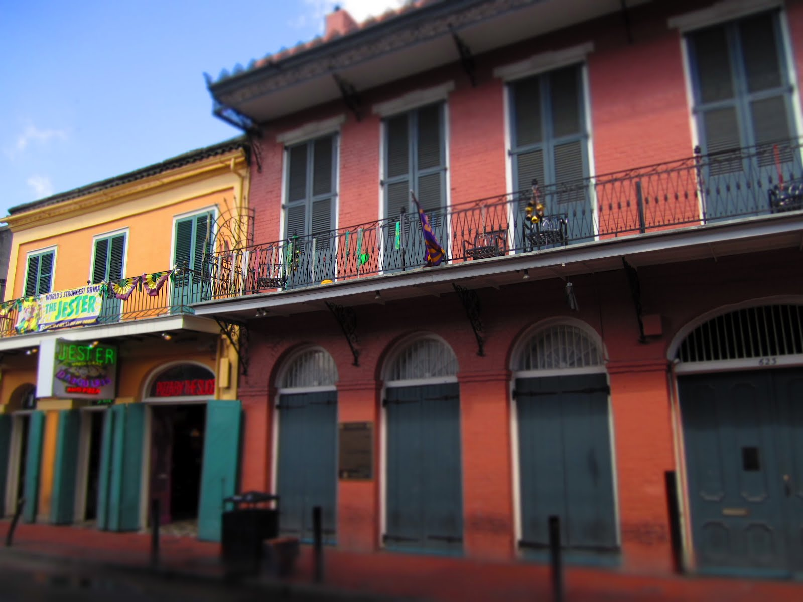 TravelMarx The Balconies and Bright Colors of the French Quarter