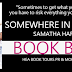 Book Blitz: Somewhere in Between by Samatha Harris