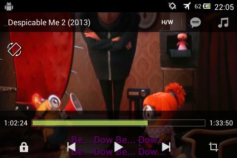 Nonton Film Dengan Subtitle di Android Memakai MX Player