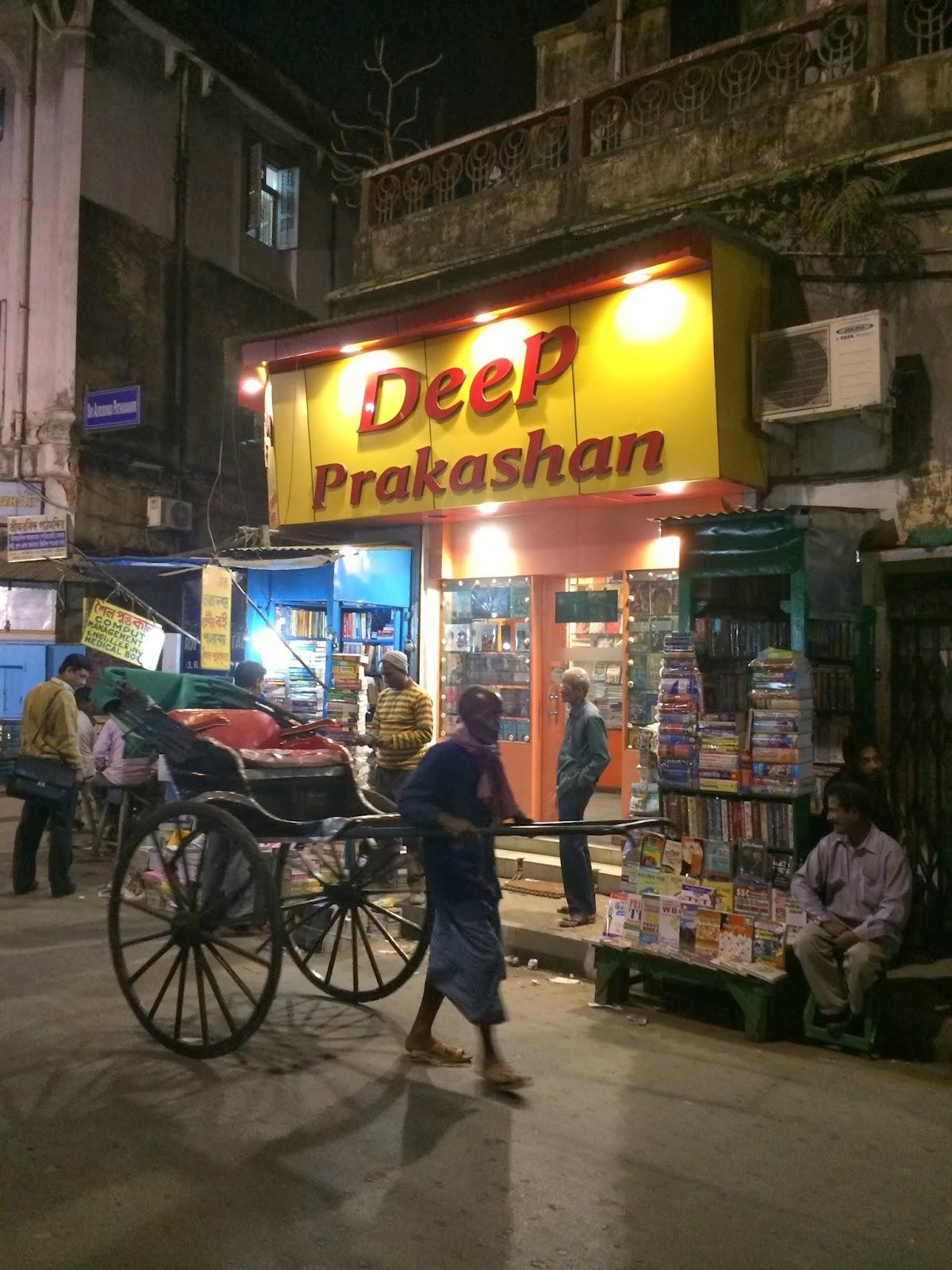 Los trabajos y los días: Rickshaws de Calcuta