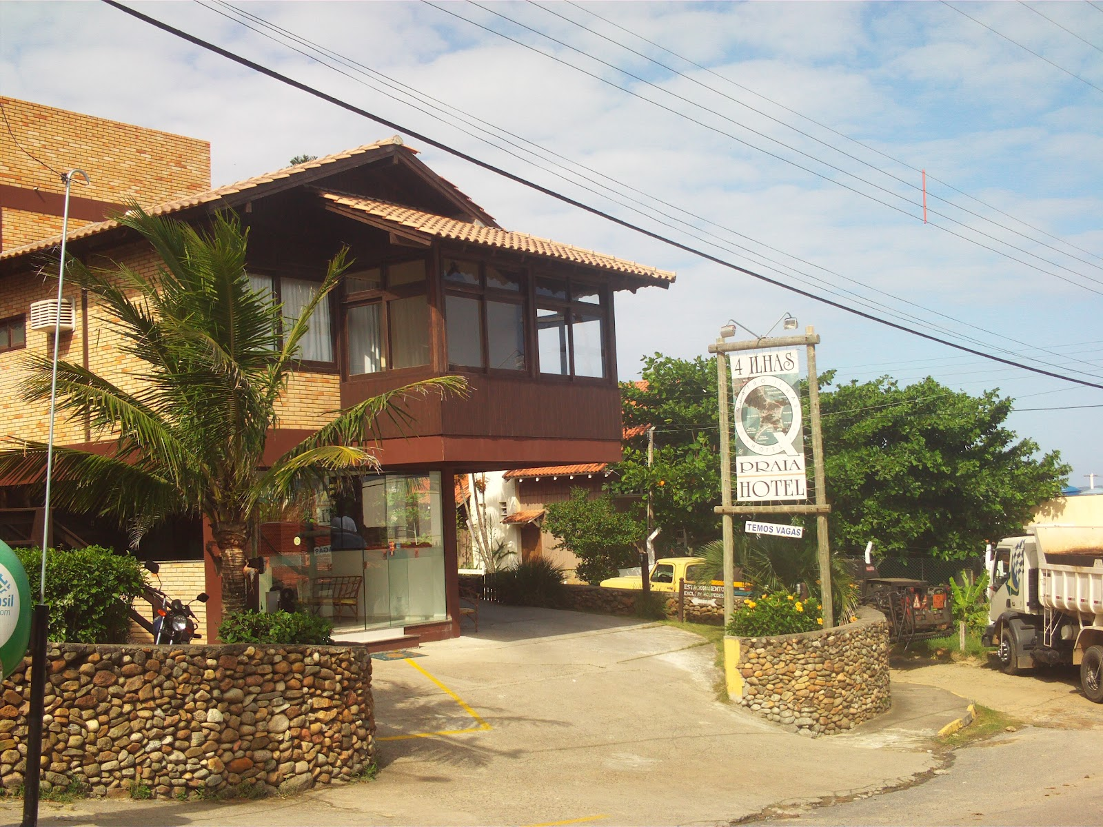 C digo b126 hotel en 4 ilhas playa de 4 ilhas hasta 4 for Gimnasio quatro