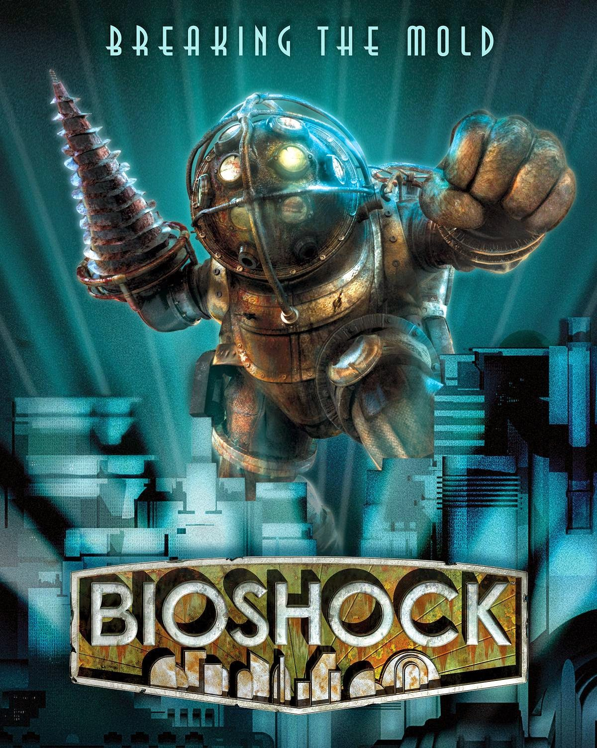 BioShock Game Cover