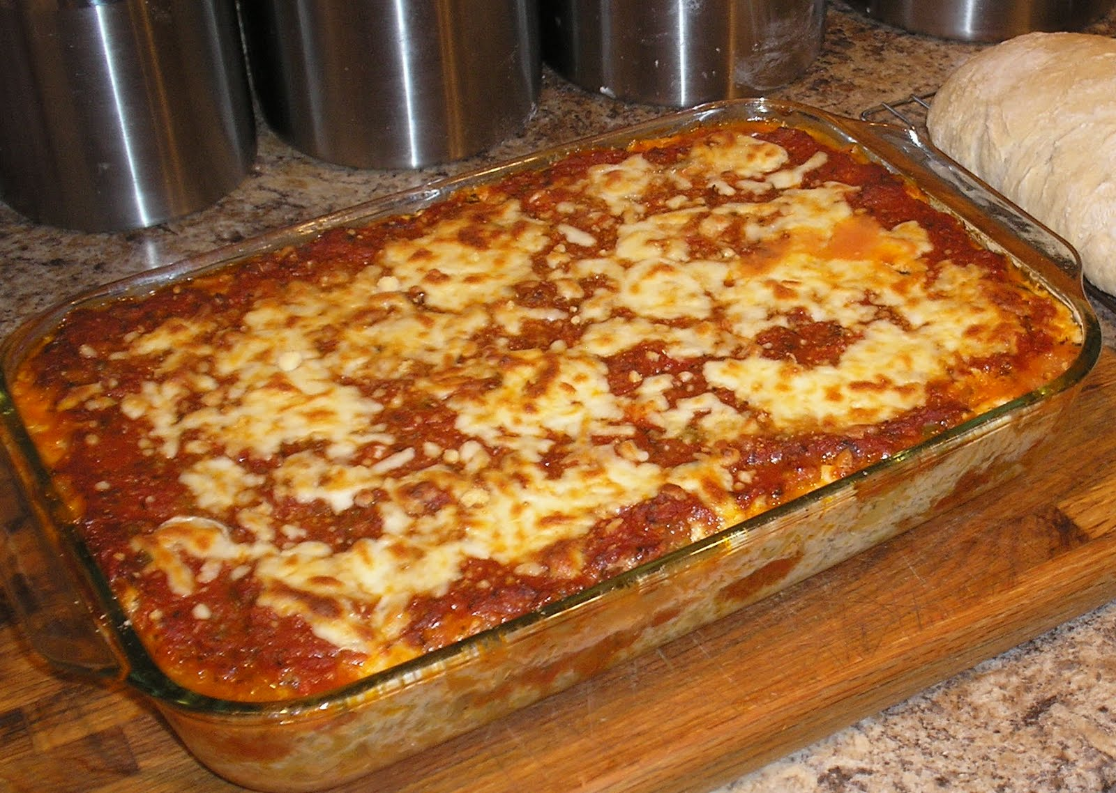 beef stew ham scalloped potatoes lasagna