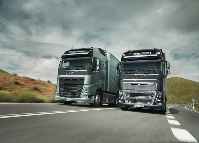 новая Volvo FH 2012