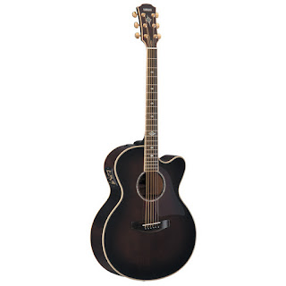 guitarra electroacoustica Yamaha CPX900