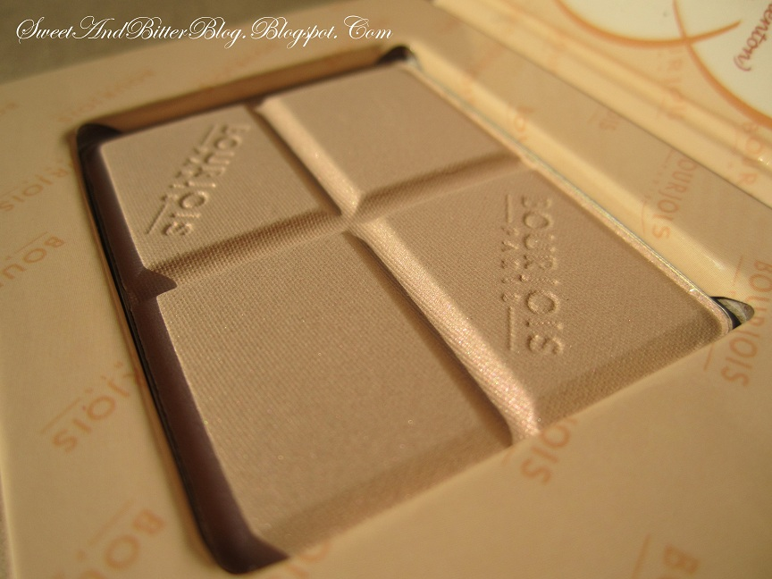 bourjois delice de poudre highlighting powder 53 swatch review where to buy sweet and. Black Bedroom Furniture Sets. Home Design Ideas
