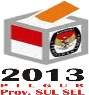 Hasil Update Quick Count Pilgub Sulsel 2013
