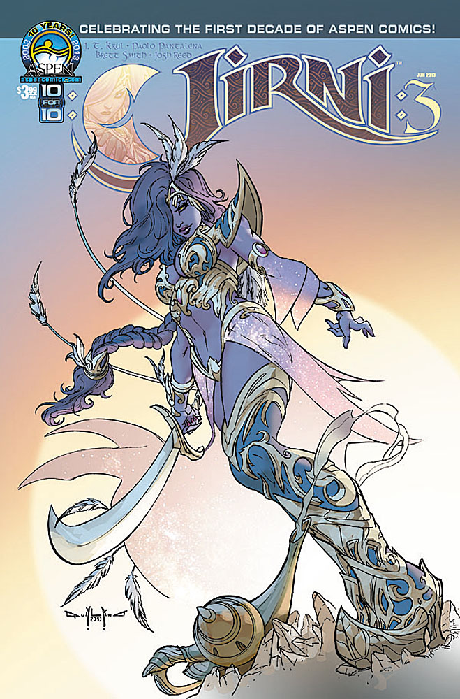 Aspen Comics June 2013 Solicitations
