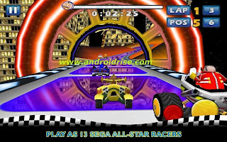 Download Sonic & SEGA All-Stars Racing Android Game