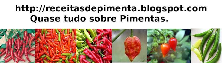 Receitas de Pimenta