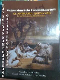Kelas Tradisi Halaqah- Anwarul Qudsiyyah