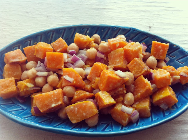 Sutton Place Runner: Feeding the Runner: Warm Butternut ...