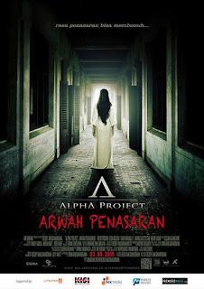 Film Alpha Project: Arwah Penasaran 2015