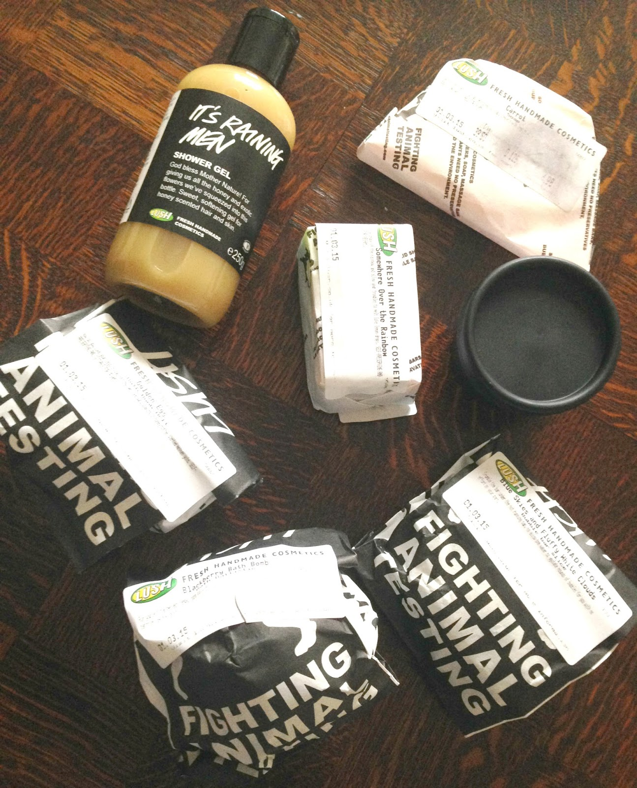 Lush Haul from Chester
