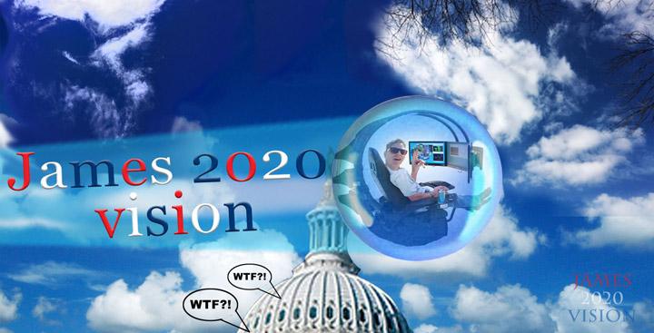 James 2020 Vision