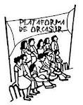 La plataforma de Orcasur