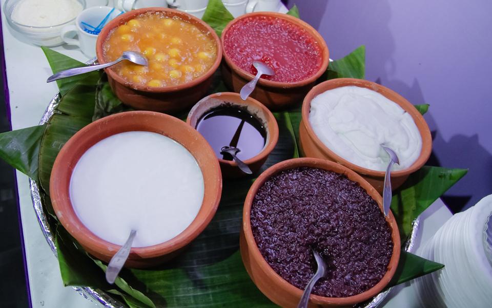 Foto makanan lamaran